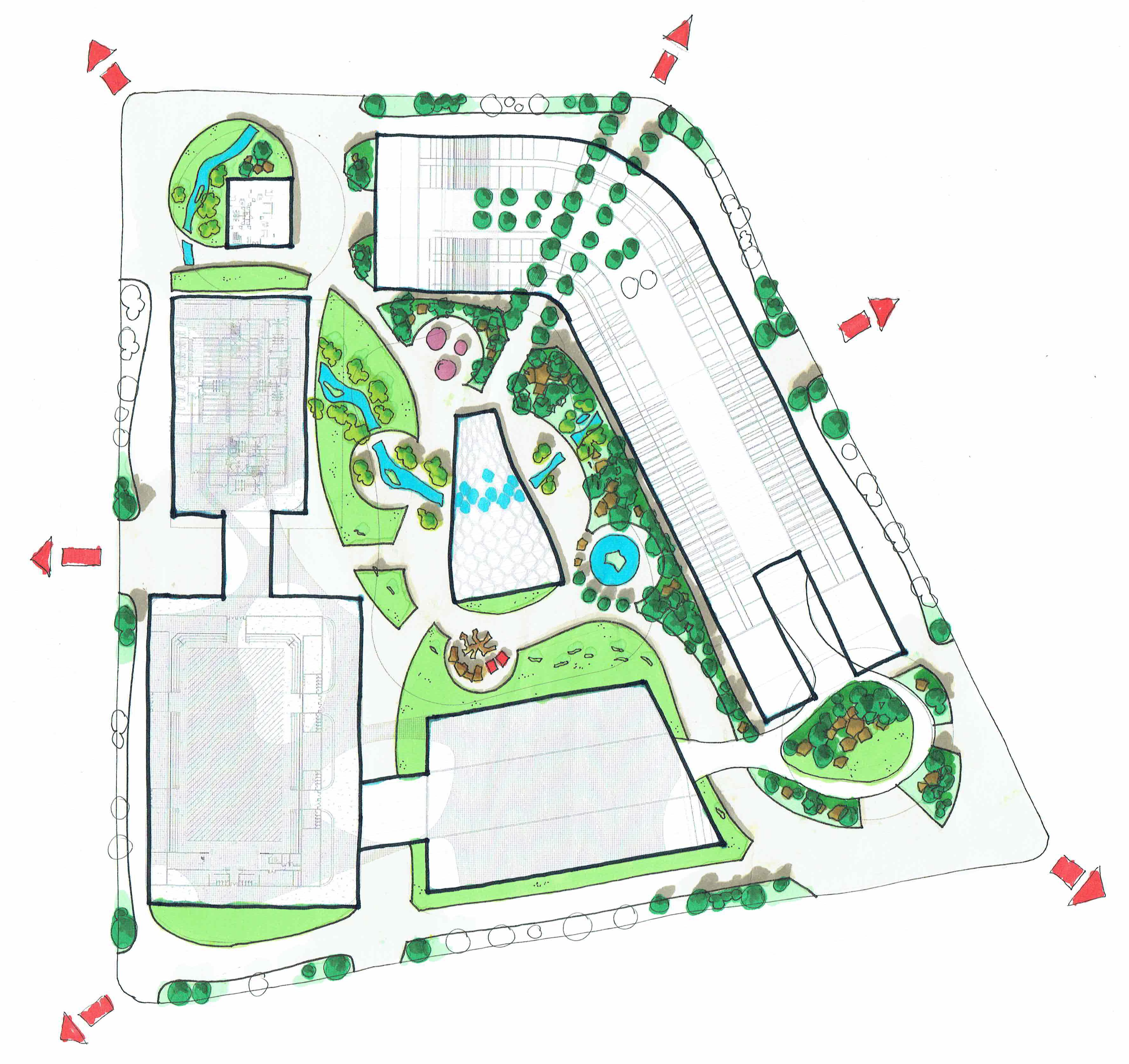 Landscaping Management Plan : Landscape projects