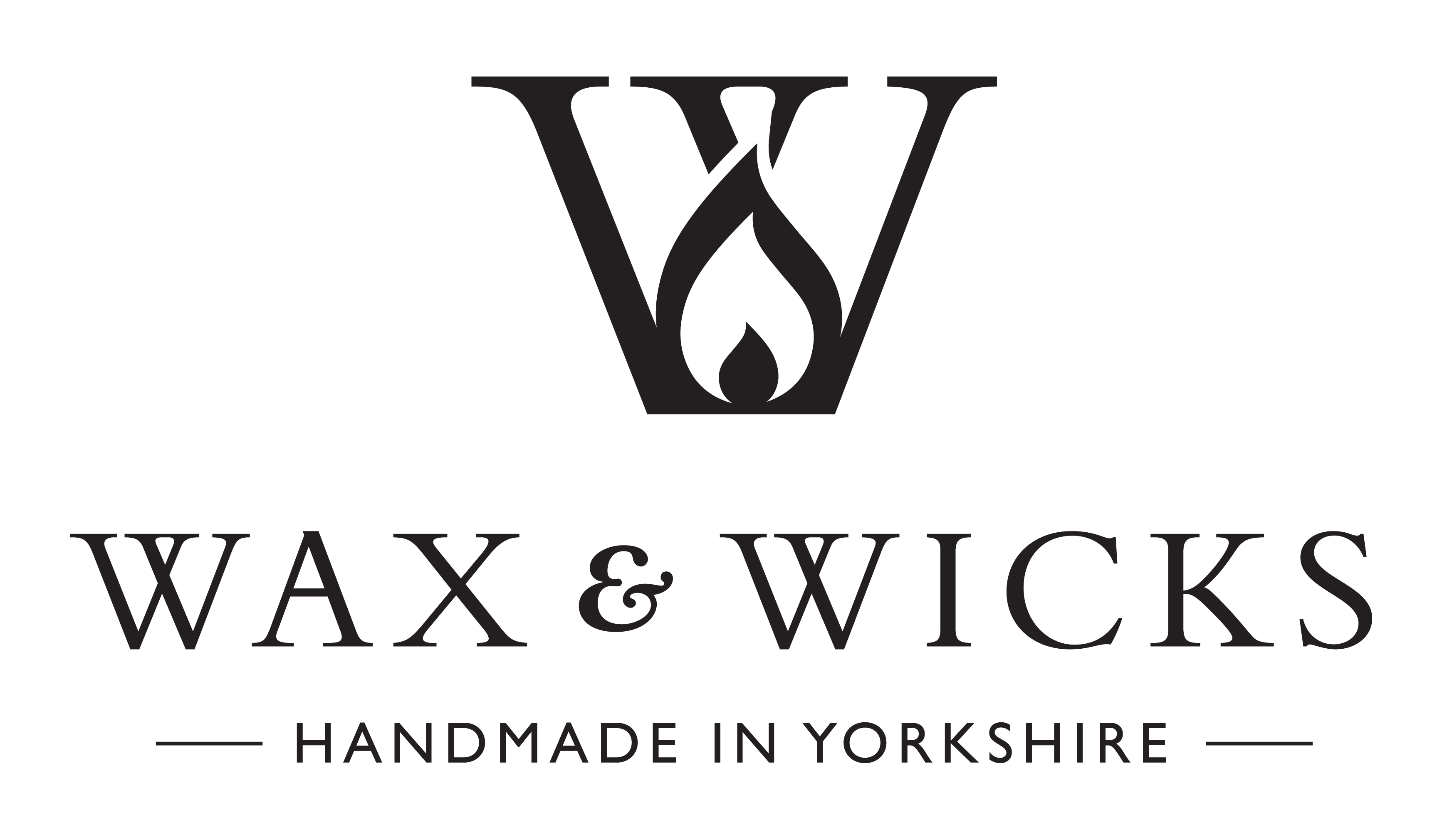 Wax  Wicks Logojpg