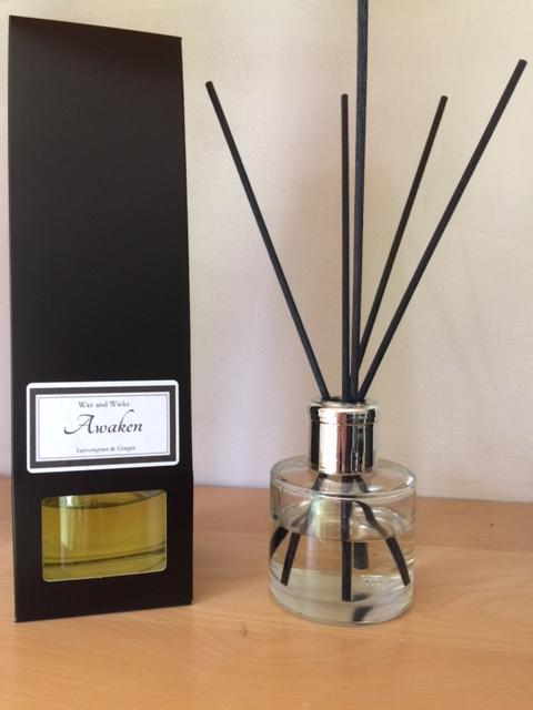 Awaken luxury reed diffuser
