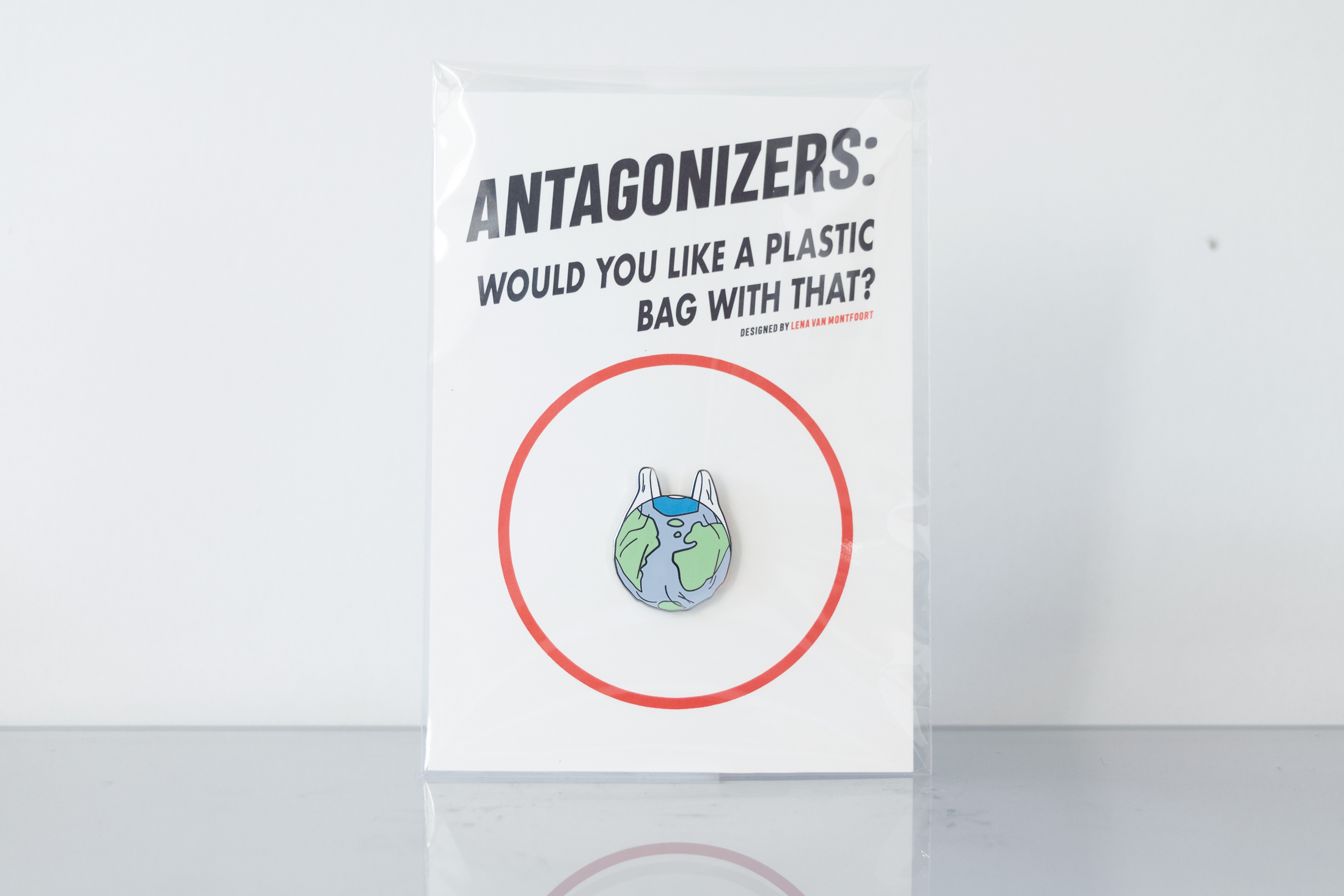 Antagonizers: Would you like a plastic bag with that?