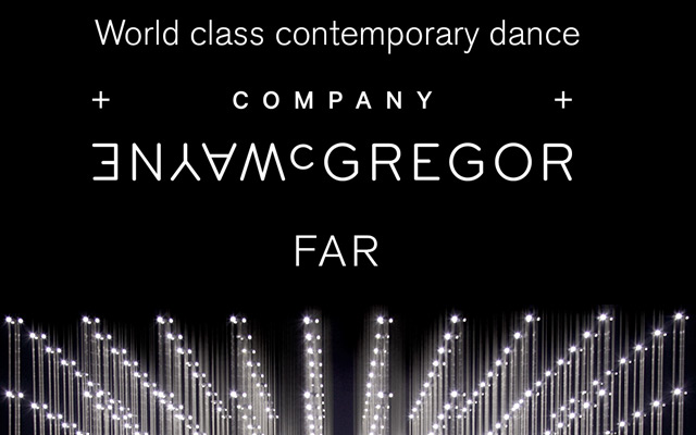 DANCE - Male & Female Dancers (strong classical & contemporary technique) for contracts with Company Wayne McGregor (apply by 19th Dec)