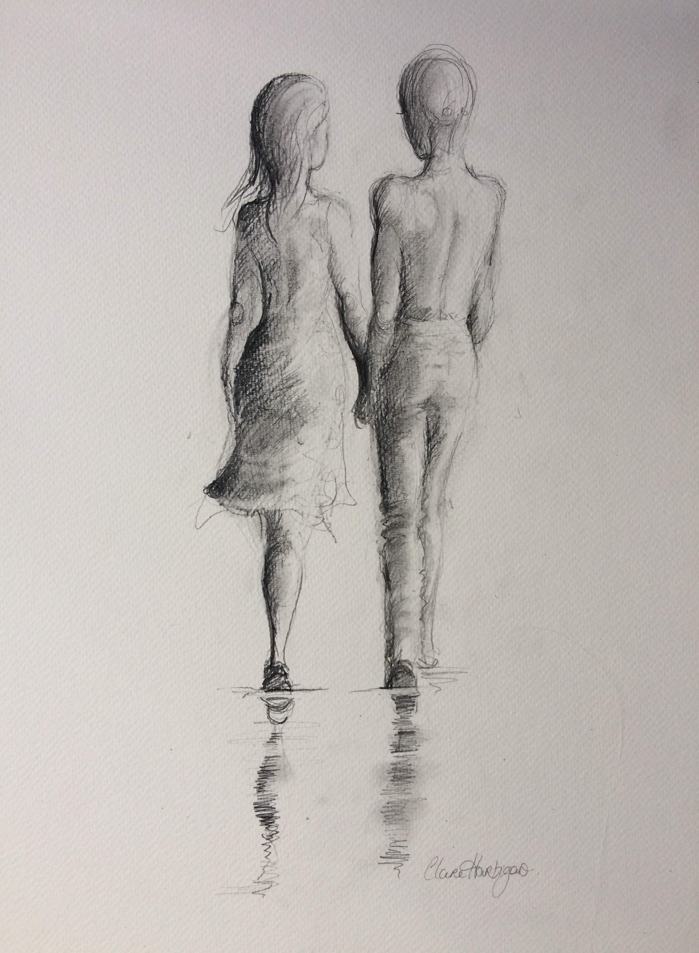 Walking Together (sold)