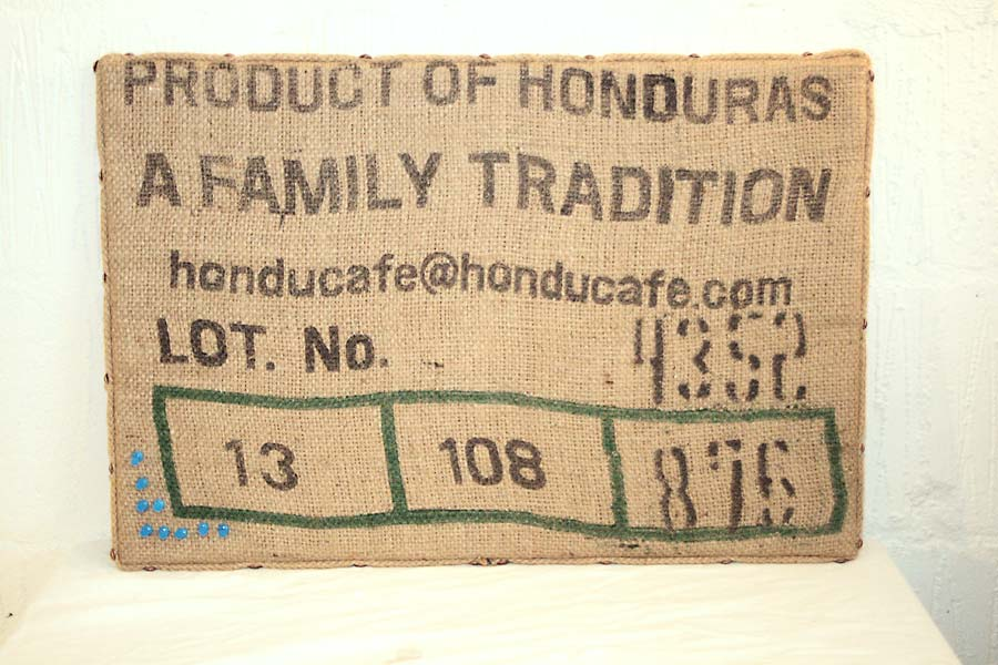 Product Of Honduras Coffee Pin Board