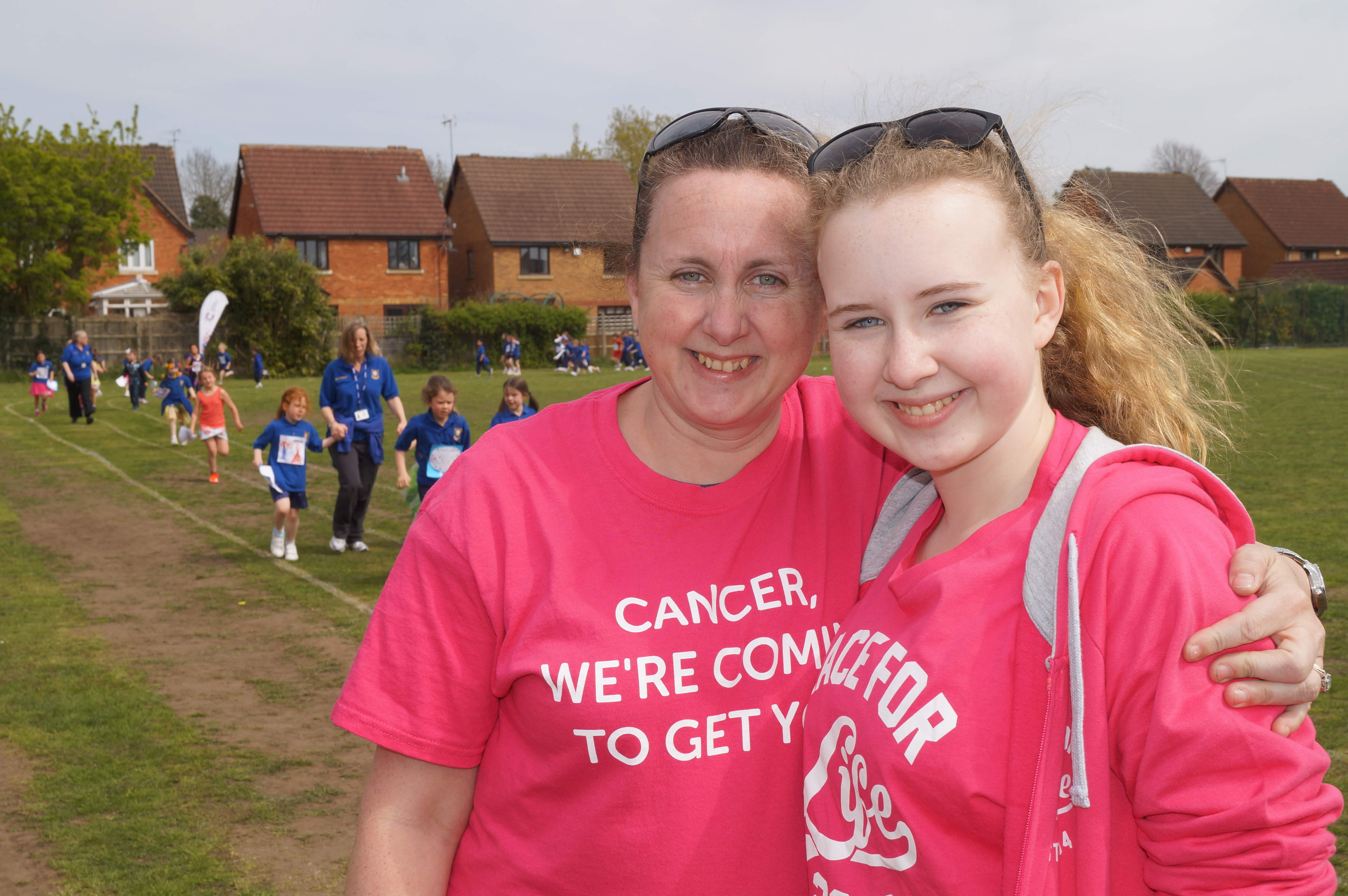 Kidderminster Students Raise Thousands for Race For Life