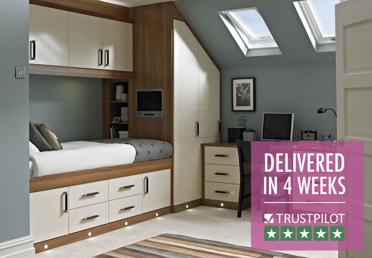 fitted bedrooms. Previous Next. A Well-designed Fitted Bedroom Bedrooms