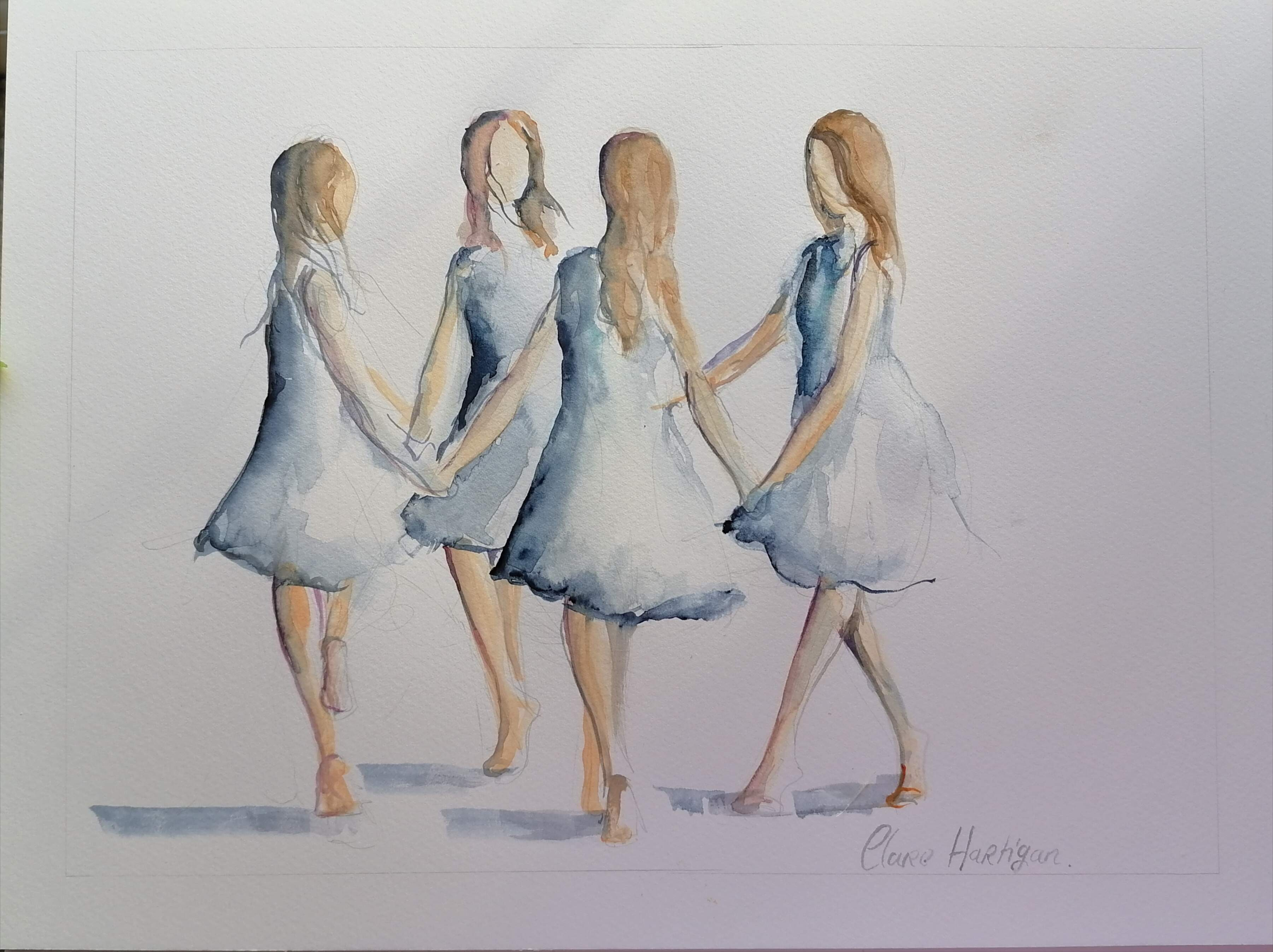 Four Sisters (sold)