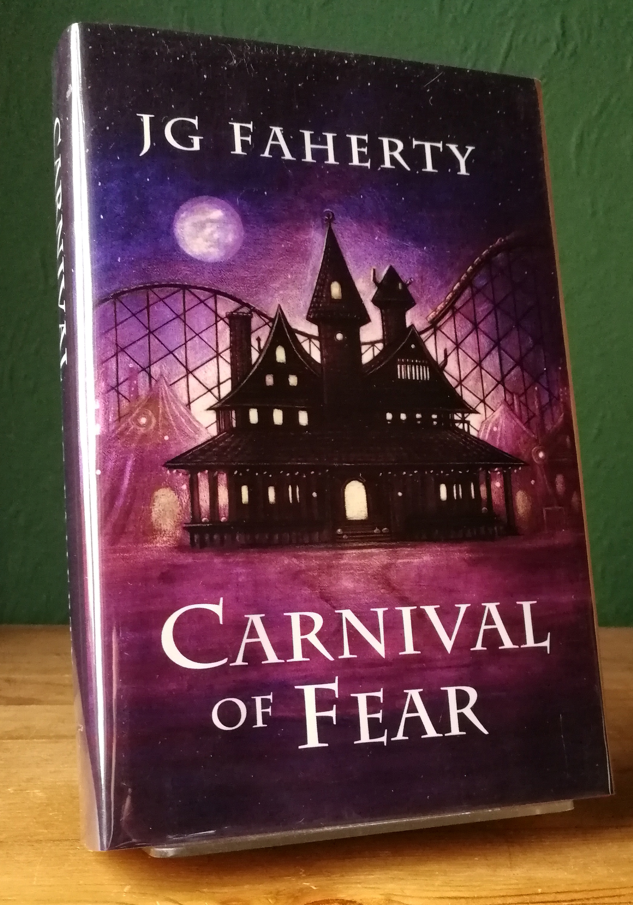 Carnival Of Fear Signed Limited Edition