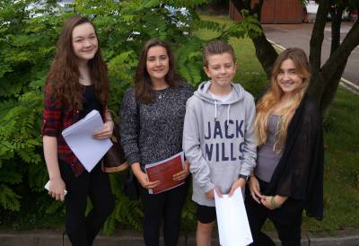 100 % GCSE Pass Rate for Holy Trinity School Students