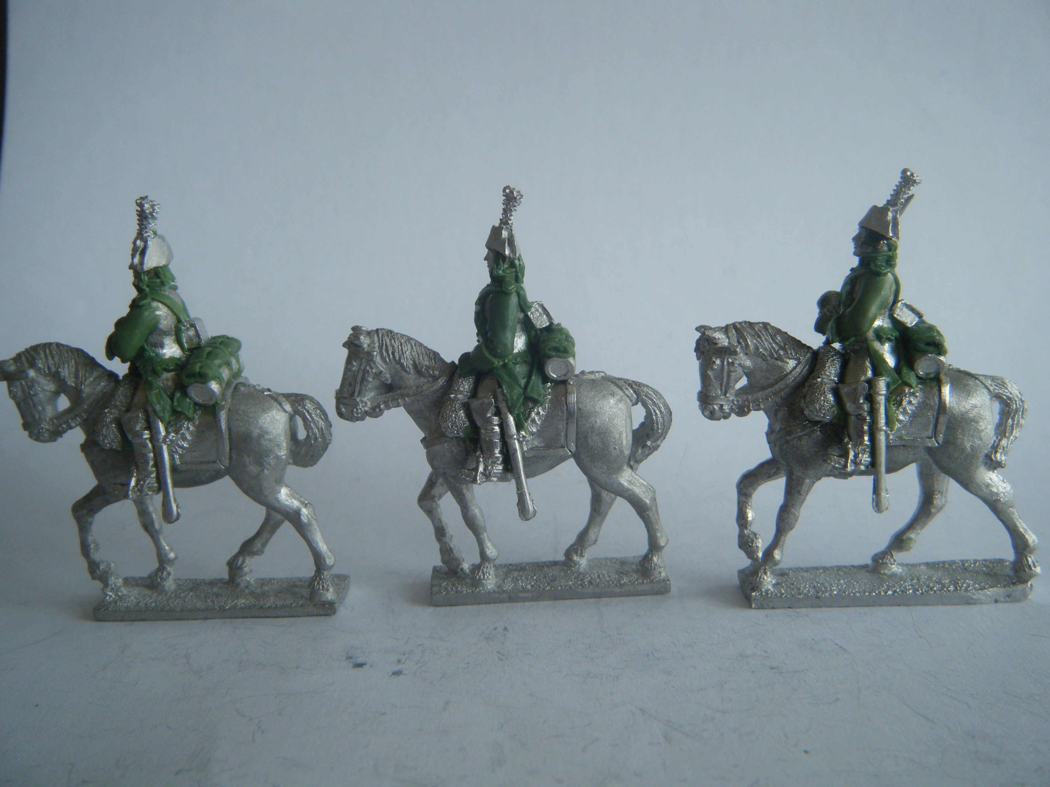 French Heavy Cavalry Regiment Preorder