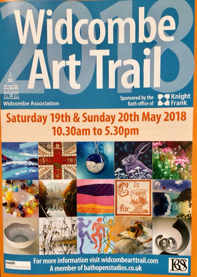 Widcombe Art Trail 20th and 21st May