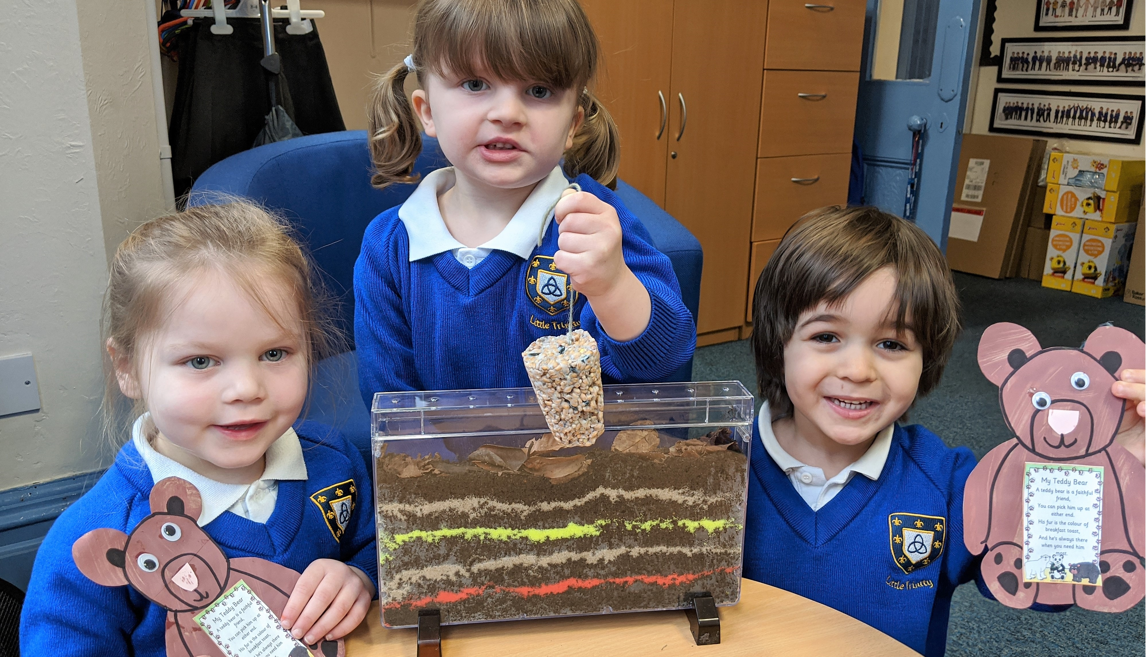 Nursery Celebrates Random Acts of Kindness Day
