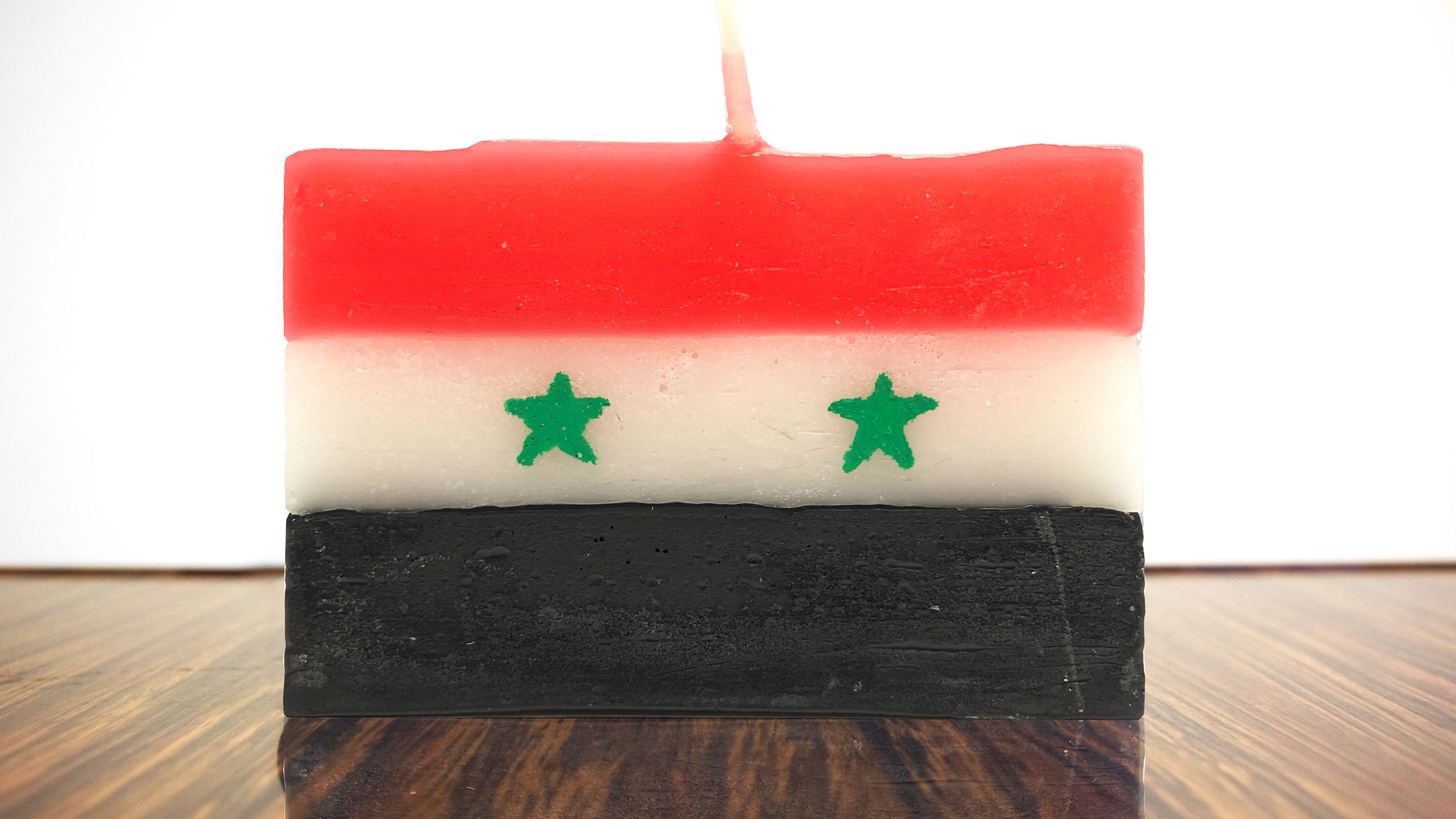 burn-a-flag: Syria