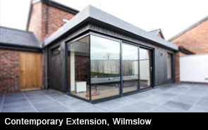 Contemporary Extension, Wilmslow