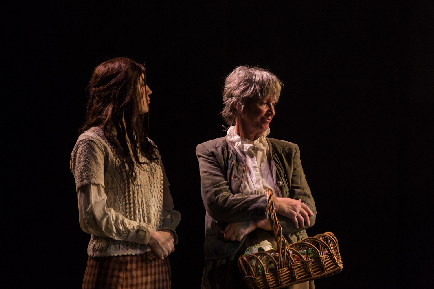 Theatre Production by Michael Scott based on the book by Brinsley MacNamara (Photos Ste Murrary))