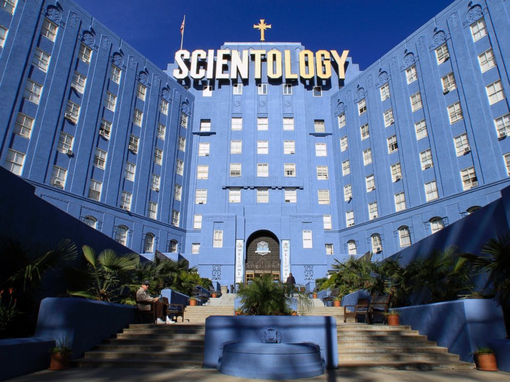 ugly scientology