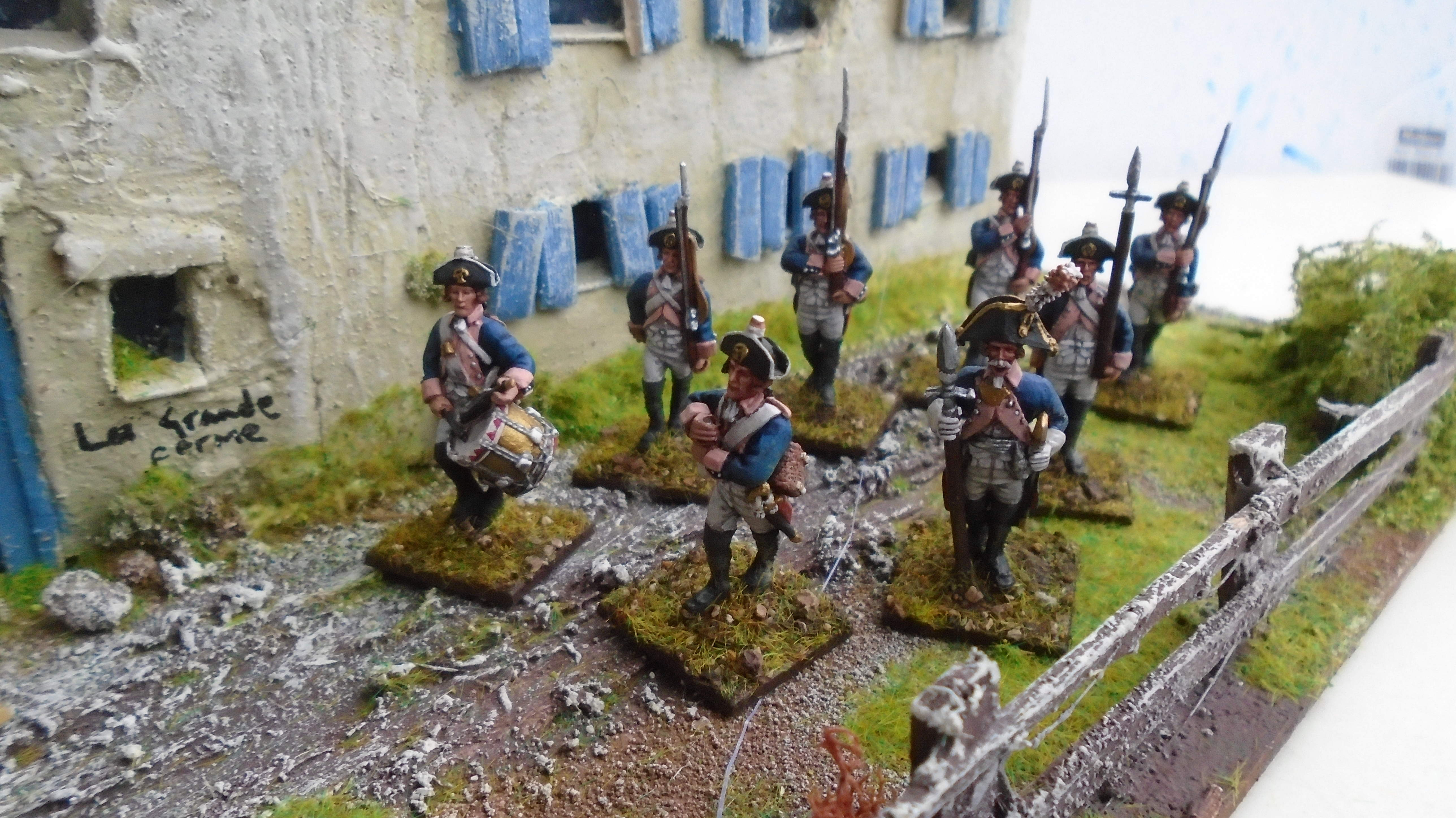 Battle of valmy, Prussian  offer!