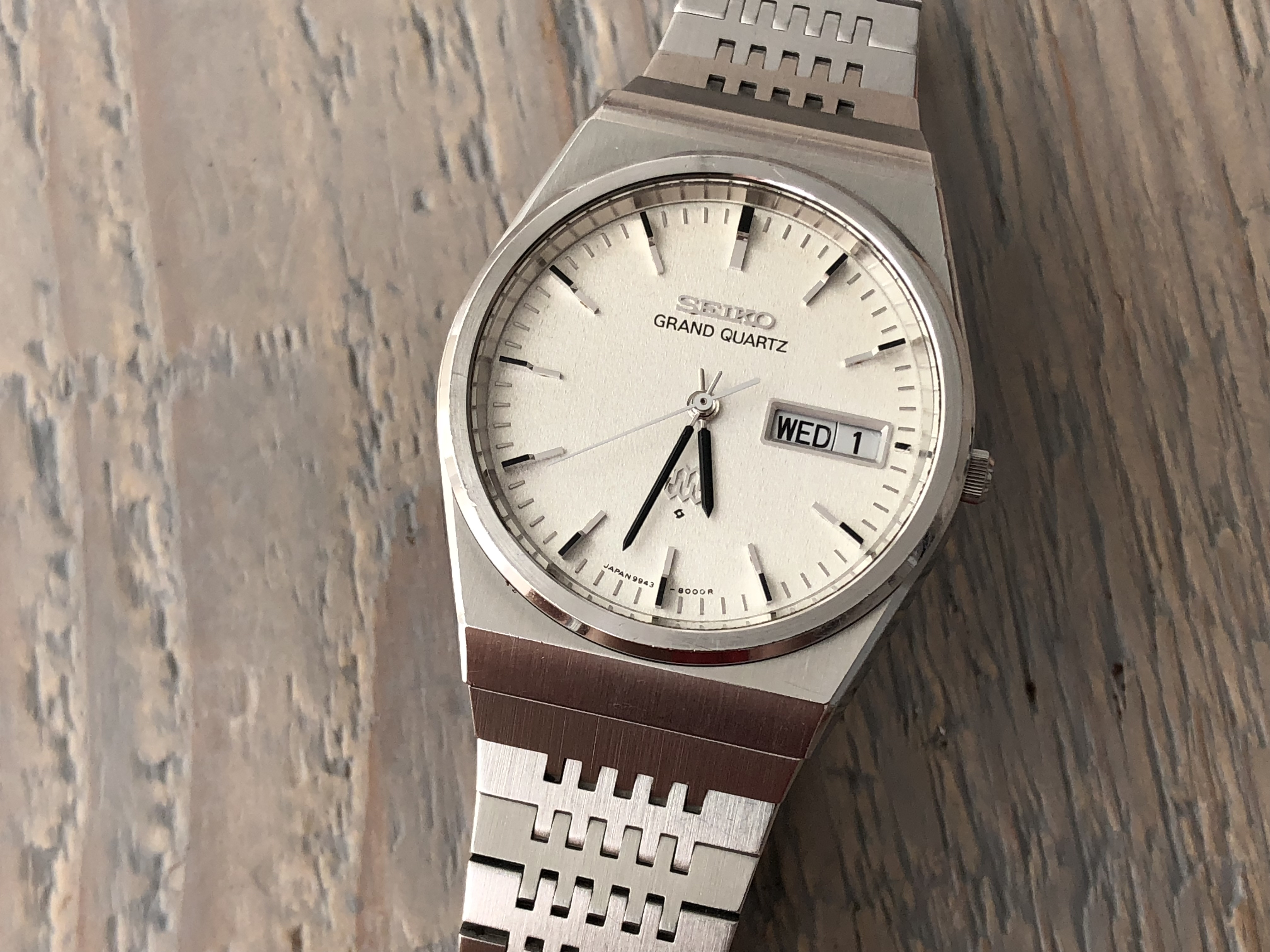 Seiko Grand Quartz 9943-8000 (Sold)
