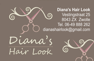 Diana's Hairlook