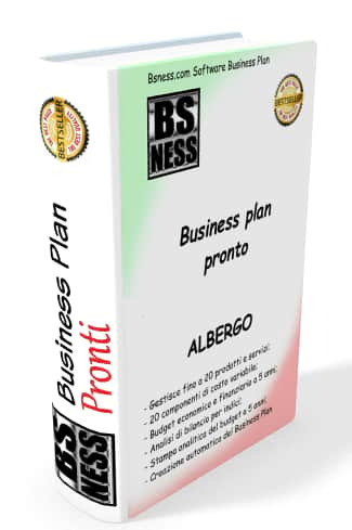 Business plan Albergo