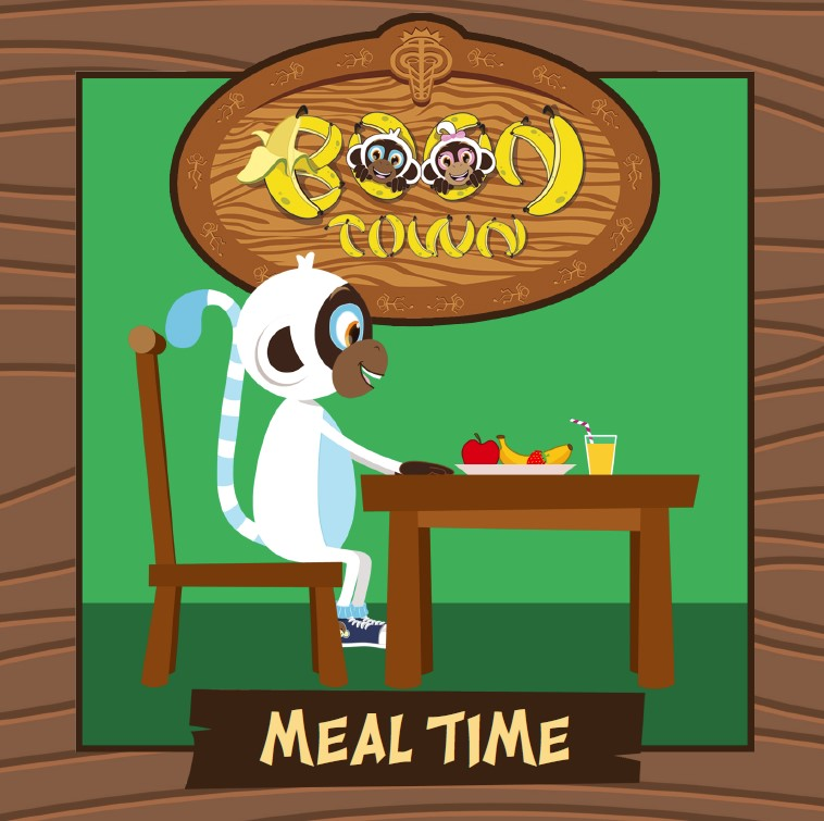 "Boon Town Series : Book 3 ""Meal Time"""