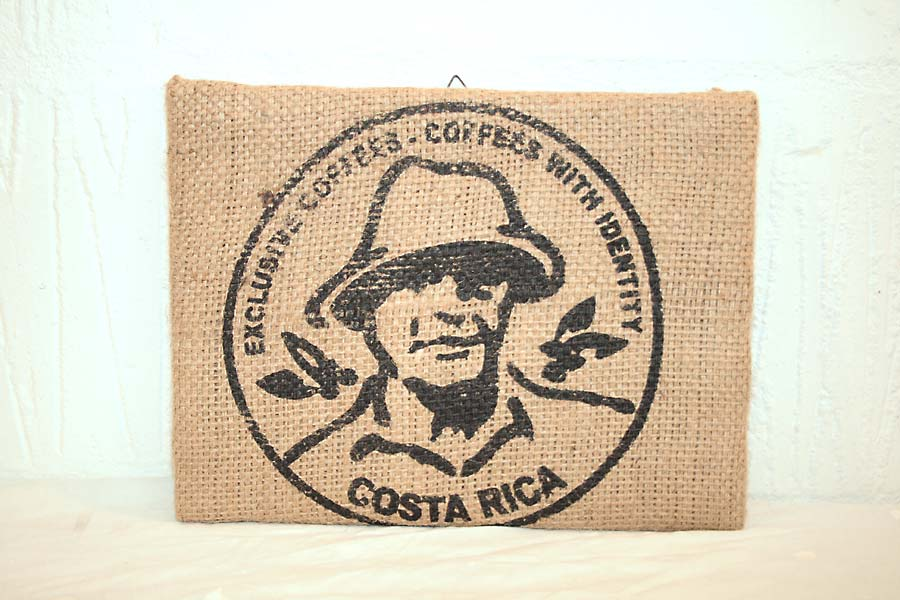 Costa Rica Coffee Wall Hanging