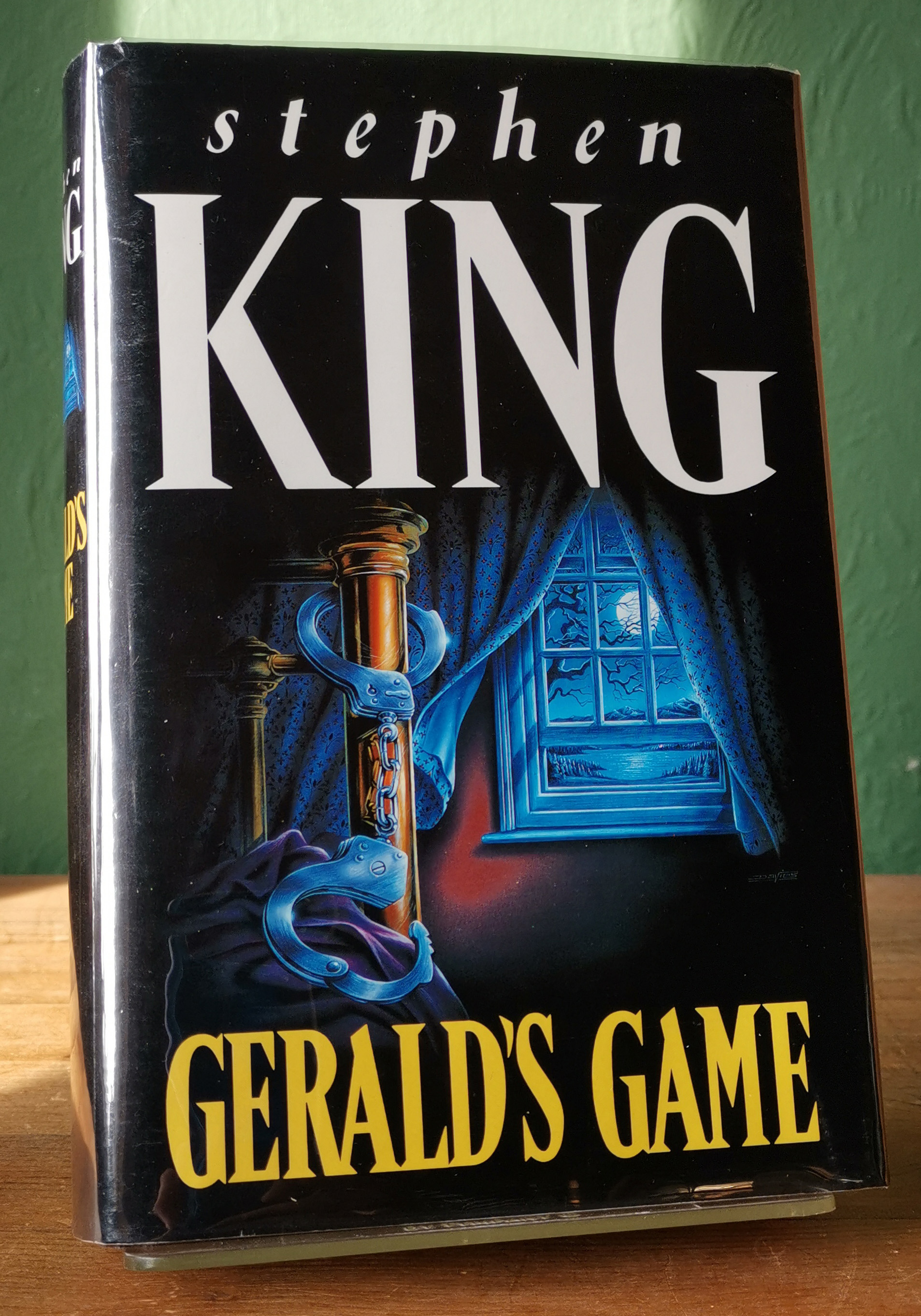 Gerald's Game BCA True First Edition