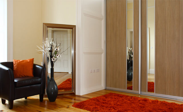 Dimingo Prestige Oak & Mirror