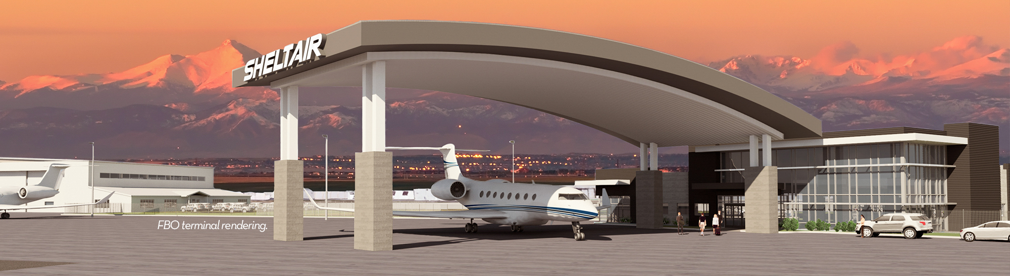 Sheltair Aviation To Break Ground at Colorado/KBJC