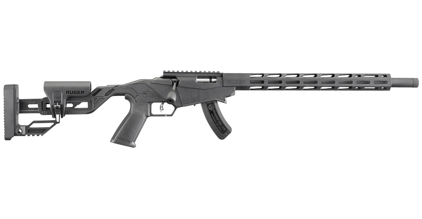 Ruger Precision Rimfire 22LR Bolt-Action Rifle