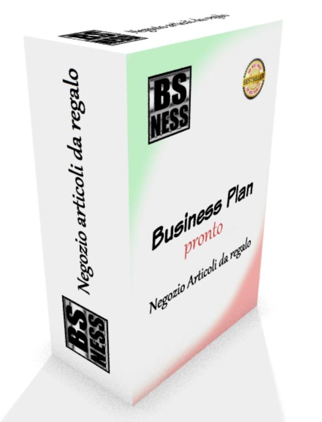 Business plan Negozio di articoli da regalo