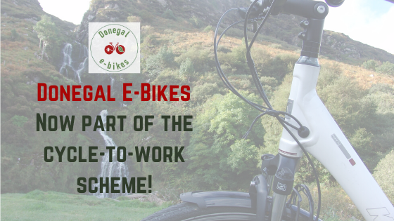 The Cycle-to-Work scheme and E-Bikes