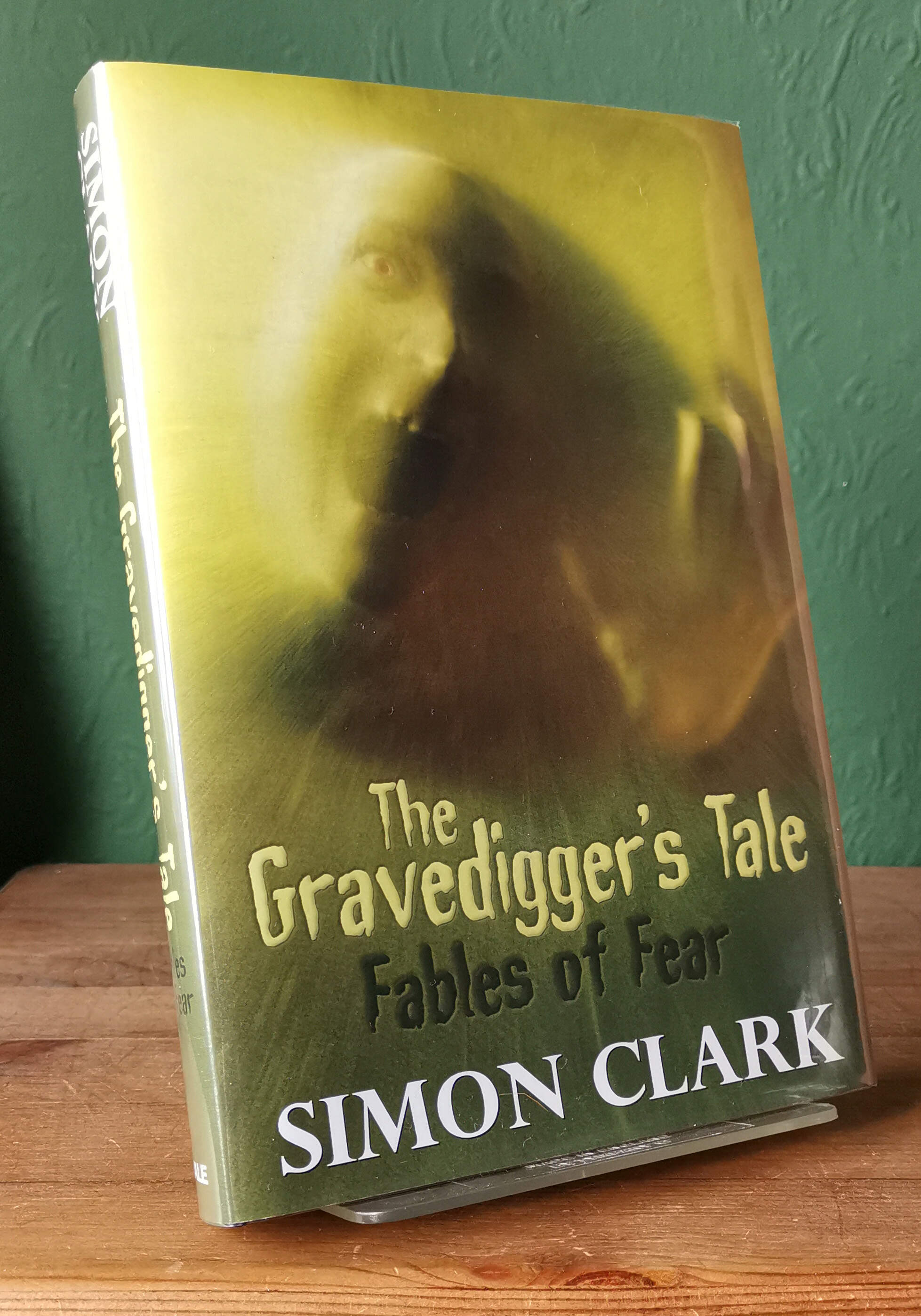 The Gravedigger's Tale UK First