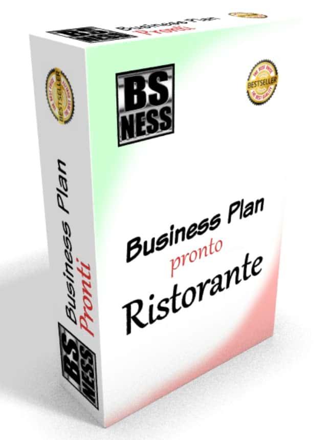 software business plan ristorante