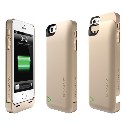 BoostCase iPhone 5 / 5S / 5SE - 1500 mAh