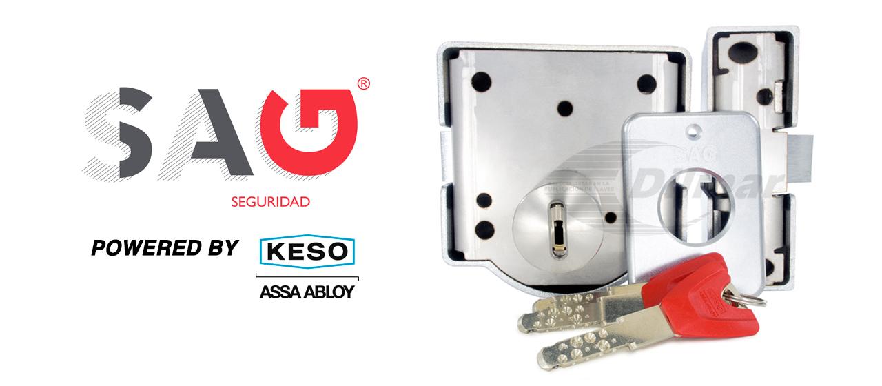 Cerrojo SAG EP50 KESO