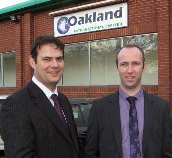 Oakland International finalists in two categories at The Irish Logistics and  Transport Awards 2014