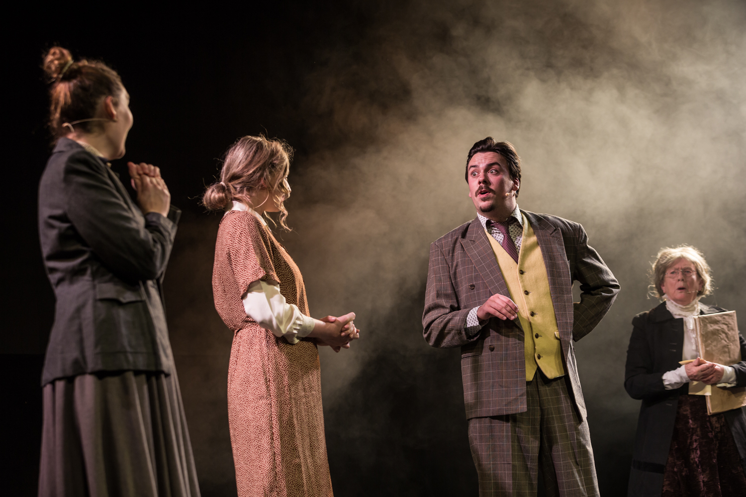 Theatre Production by Michael Scott based on the book by Brinsley MacNamara (Photos Ste Murrary)