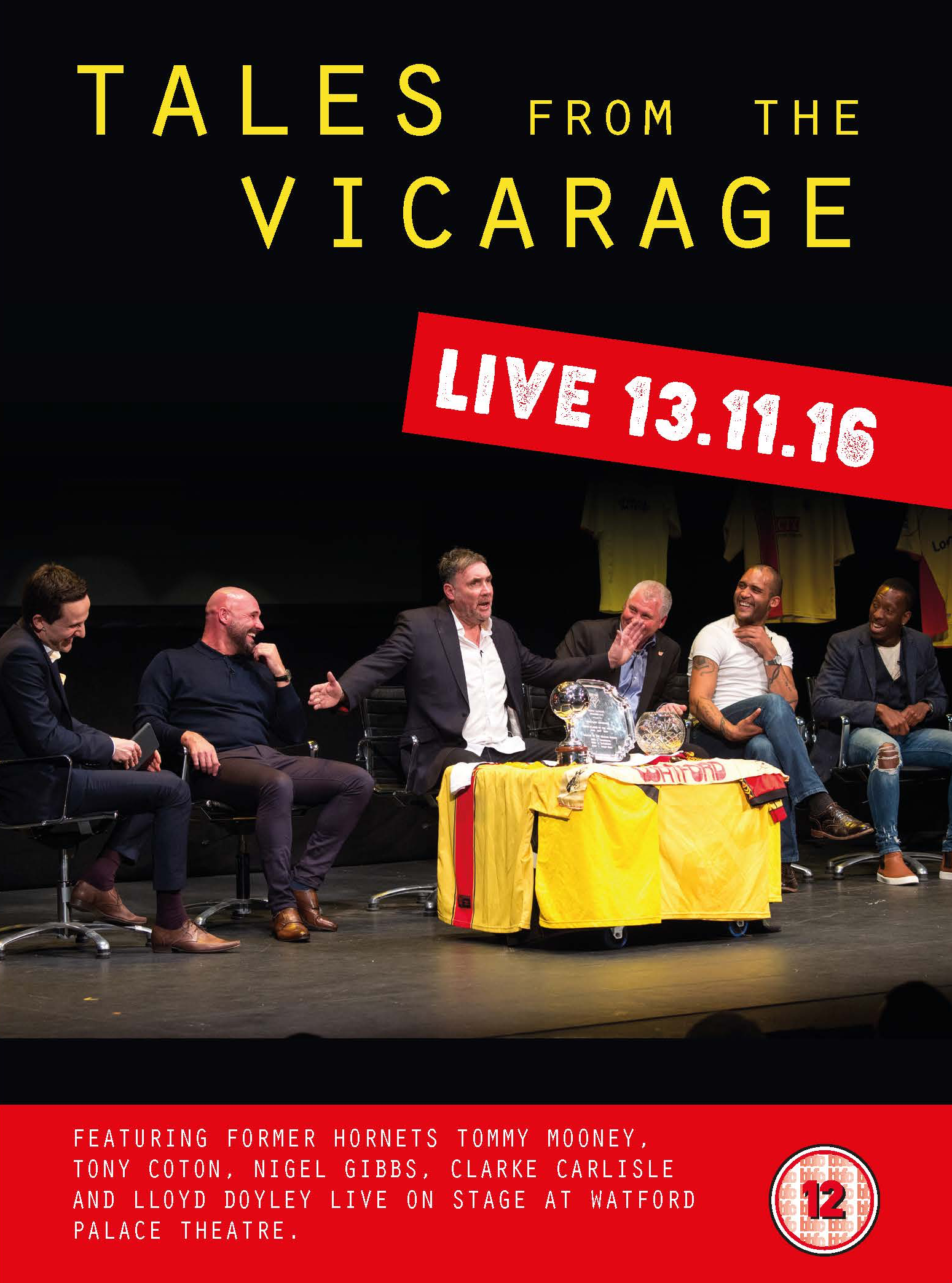 Tales from the Vicarage Live DVD
