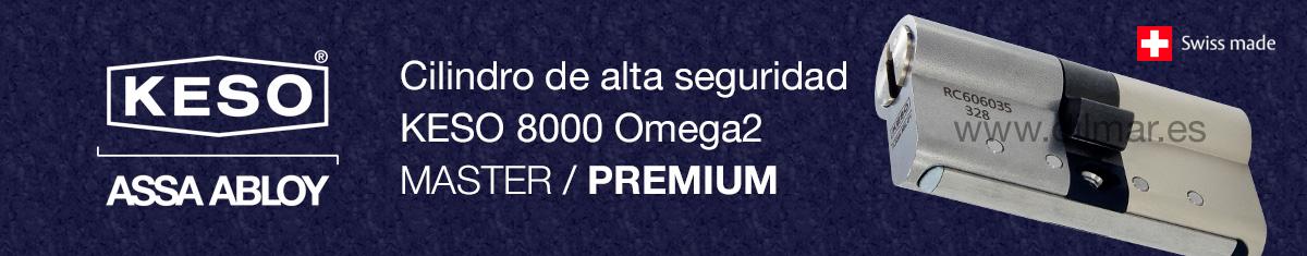 KESO 8000 Omega Premium Barcelona Alicante.