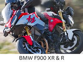 bmw f 900 xr et r