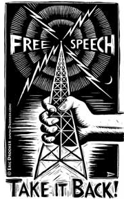 free speech graphic
