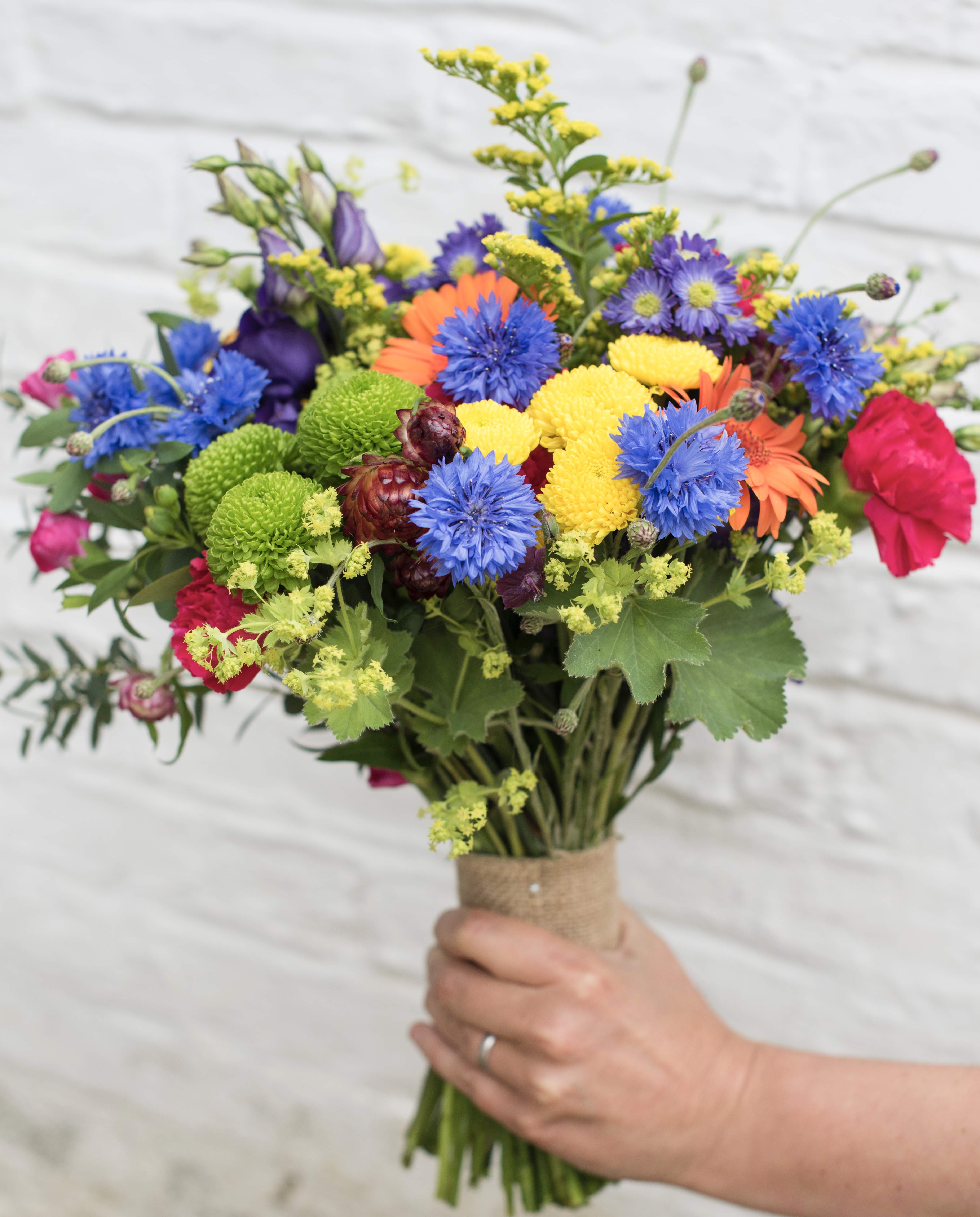 Make the Ultimate Mothers Day Bouquet Workshop- Saturday March 30th at 15:00-17:00