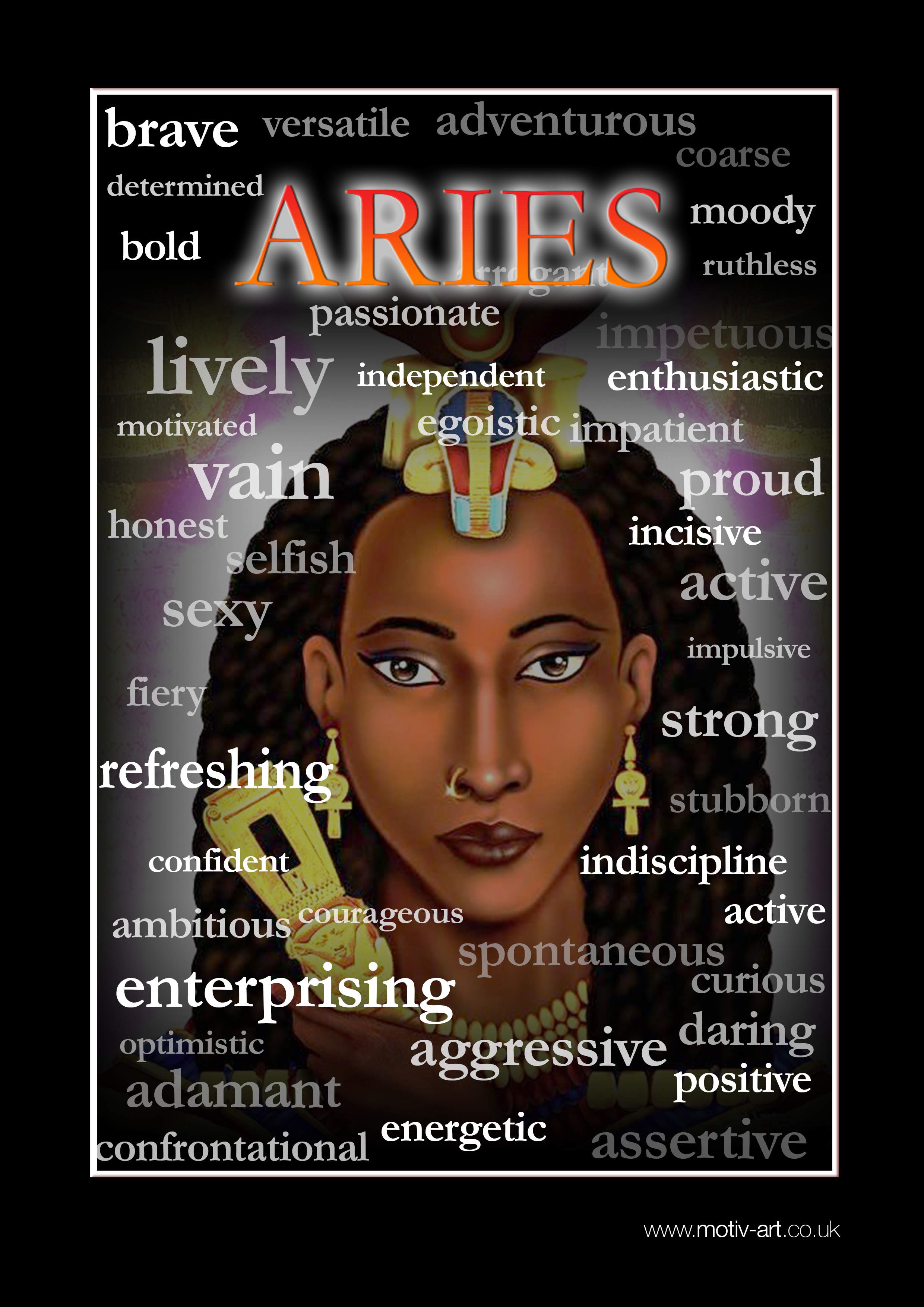 Aries 21 Mar - 20 Apr