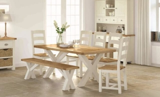 Enjoyable Dining Tables And Chairs Fixed Tables Extending Tables Complete Home Design Collection Barbaintelli Responsecom