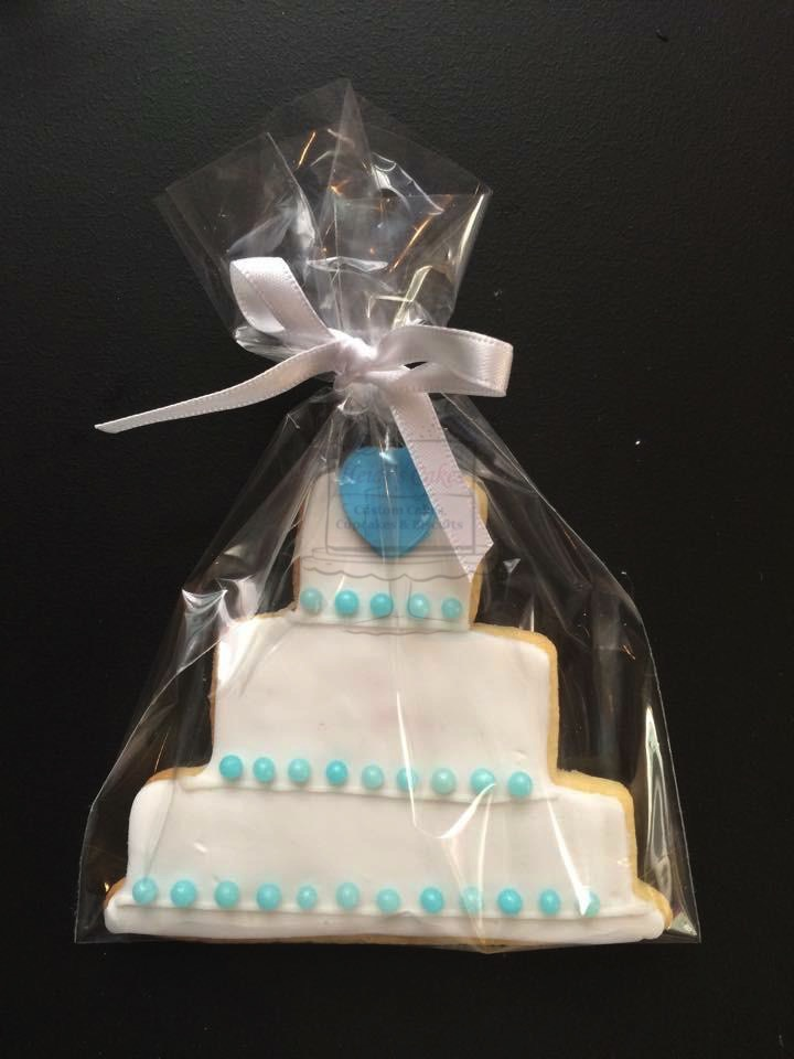 Wedding Cake Blue