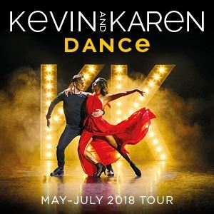 THEATRE - Sensational Dancers for UK Tour with Strictly's 'Kevin & Karen Dance' show (apply ASAP)