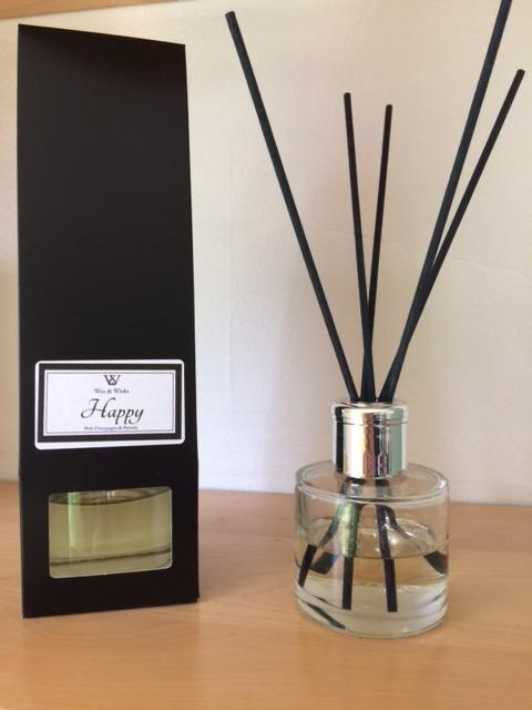 Happy luxury mood diffuser