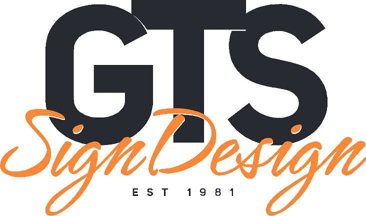 GTS Sign Design Logo