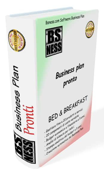 Business plan Bed and Breakfast