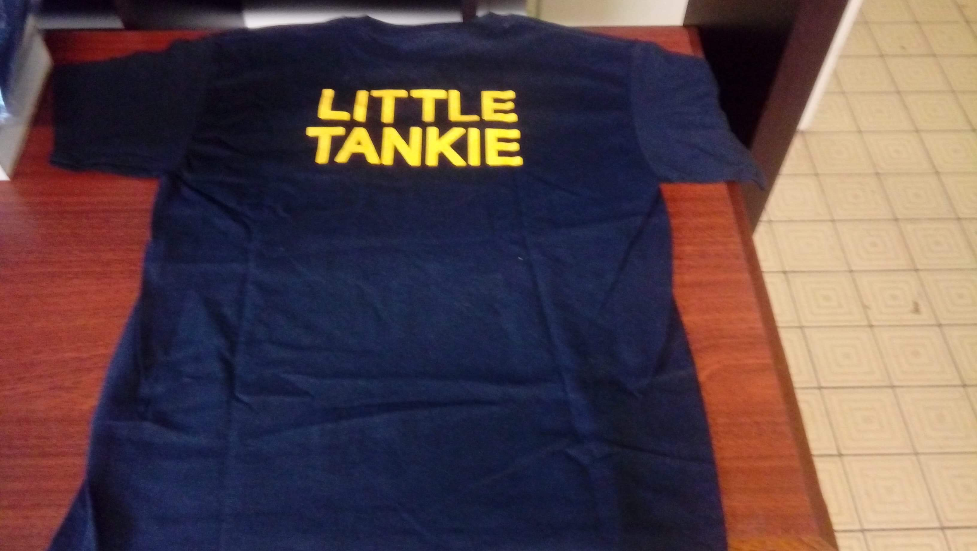 Child's XL cotton t-shirt